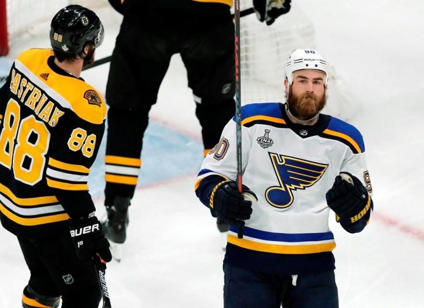 Maîtres sur les patinoires adverses, les Blues ne sont pas inquiets en vue du 7e duel