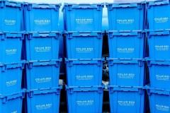 Boîtes réutilisables pour un déménagement vert