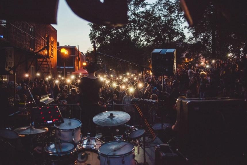 Montréal et ses spectacles de rues