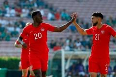 Jonathan David réussit un doublé et le Canada défait la Martinique 4-0
