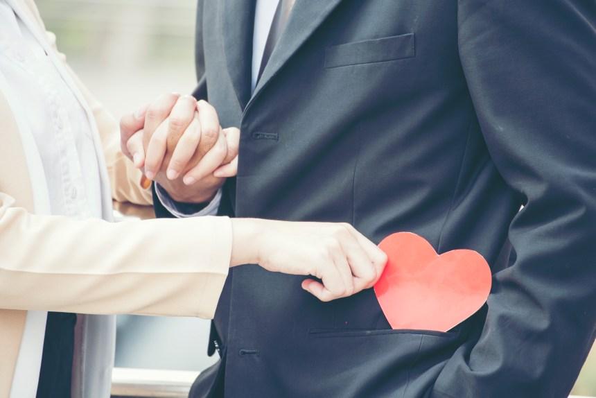 L'amour au travail: oui ou non?