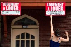 Québec appelé à intervenir face à la «crise du logement» à Gatineau et Montréal