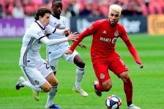 Pozuelo et Kaye sont du onze partant pour le match des étoiles de la MLS