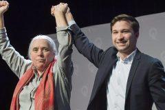 Québec solidaire déploie sa campagne écologiste inspirée par Bernie Sanders