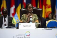 Le changement passe par les femmes, selon Louise Mushikiwabo