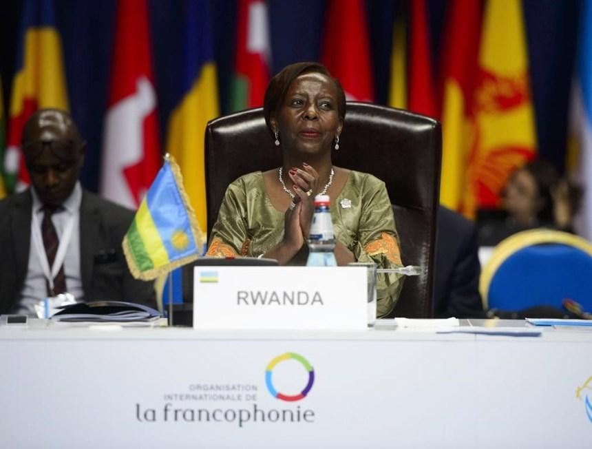 L'Afrique doit être un partenaire économique, dit la numéro un de la Francophonie