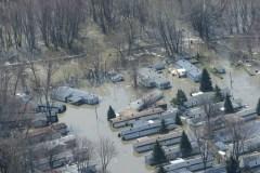 Un rapport suggère des avenues pour mitiger les risques liés aux inondations