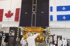 Le Canada lance avec succès trois nouveaux satellites