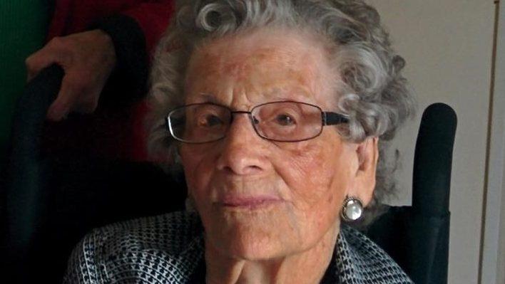 La «doyenne du Canada» est décédée mercredi à l'âge de 114 ans