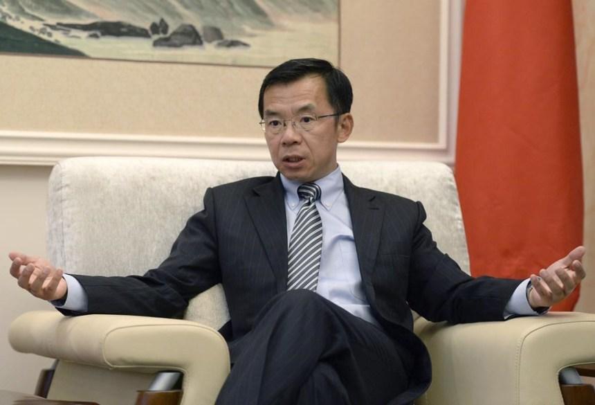 L'ambassadeur de Chine au Canada sera bientôt muté à Paris