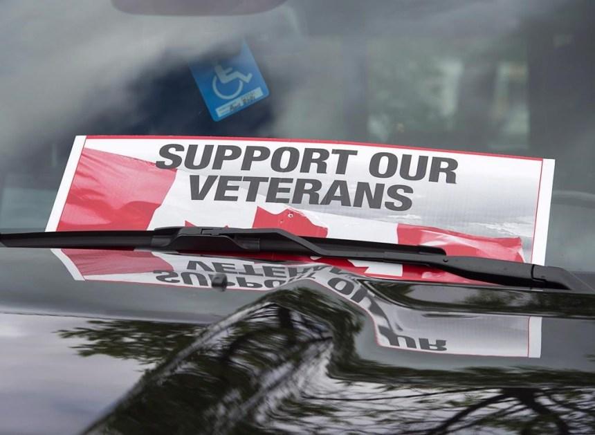 Le fédéral appelé à agir pour aider les anciens combattants sans abri