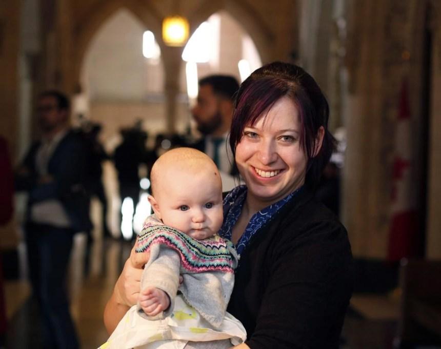 La députée néo-démocrate Christine Moore ne se représentera pas