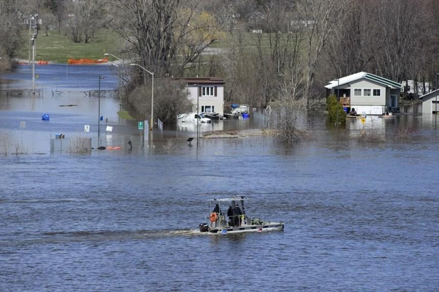 Inondations à Ottawa: des réparations effectuées en 2017 n'ont pas tenu le coup