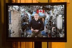 David Saint-Jacques rentre après six mois dans l'espace