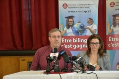 Transfert d'écoles : une décision irresponsable du ministre selon la CSEM