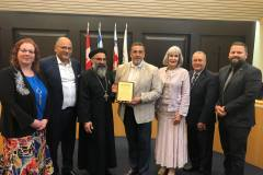 La communauté égyptienne remercie Pierrefonds-Roxboro