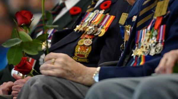 De nouvelles sommes pour les anciens combattants sans abri