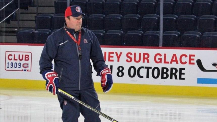 Nouvel entraîneur pour l'équipe féminine des Patriotes du Cégep Saint-Laurent