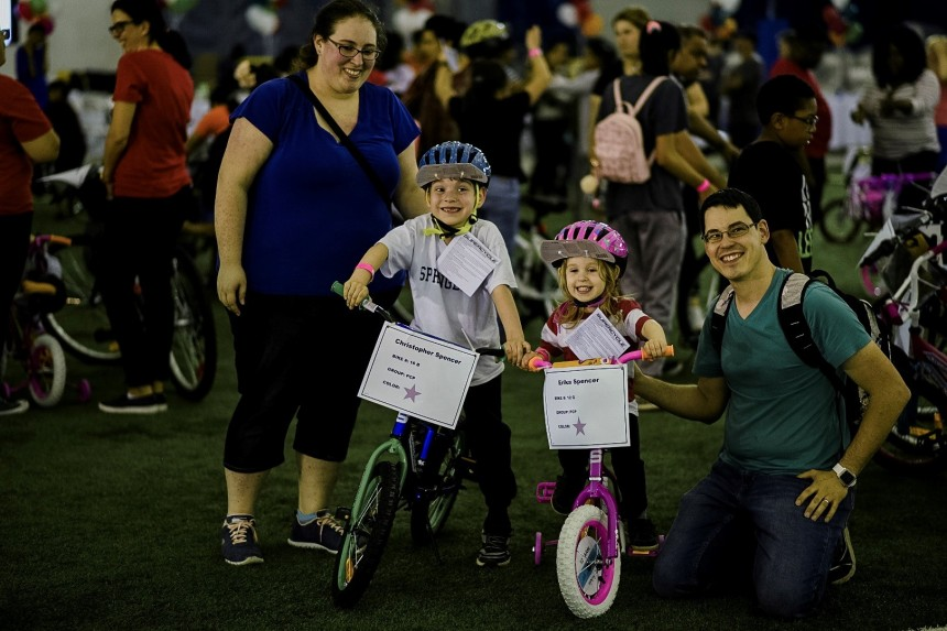 Troisième édition de Vélo pour la jeunesse