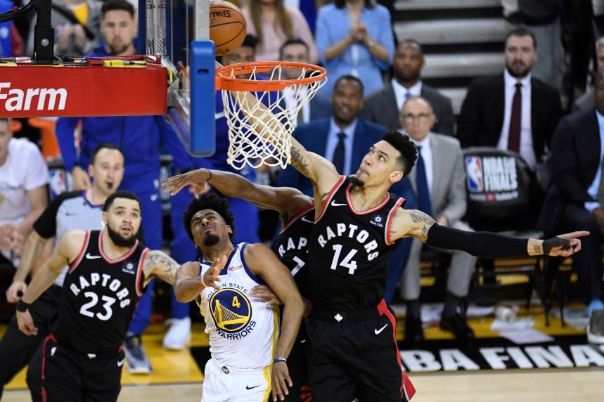 Les Raptors défont les Warriors 123-109 et prennent les devants 2-1 dans la série