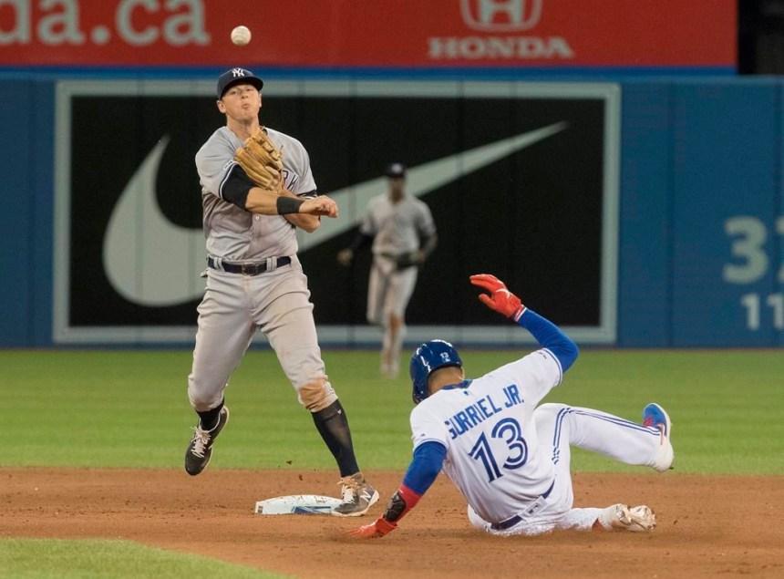 Yankees: le droitier Domingo German est parmi les blessés (hanche)