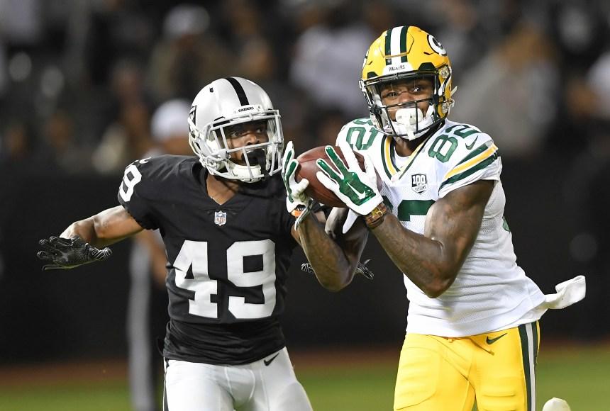Winnipeg accueillera un match préparatoire entre les Packers et les Raiders