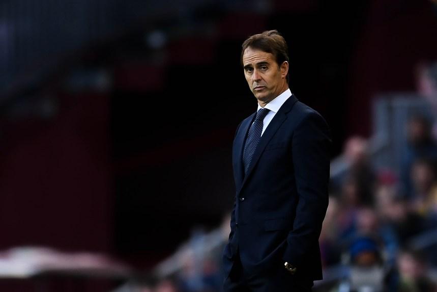 Le club de Séville embauche l'ancien entraîneur de l'Espagne Julen Lopetegui