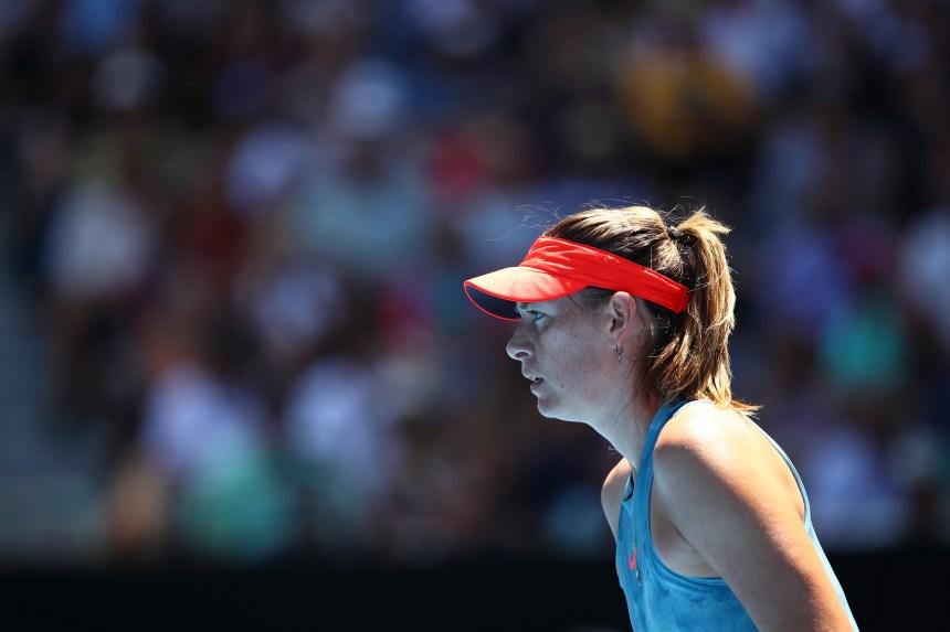Maria Sharapova effectuera son retour au jeu à l'omnium de Majorque