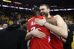 NBA: le centre Marc Gasol est de retour avec les Raptors de Toronto