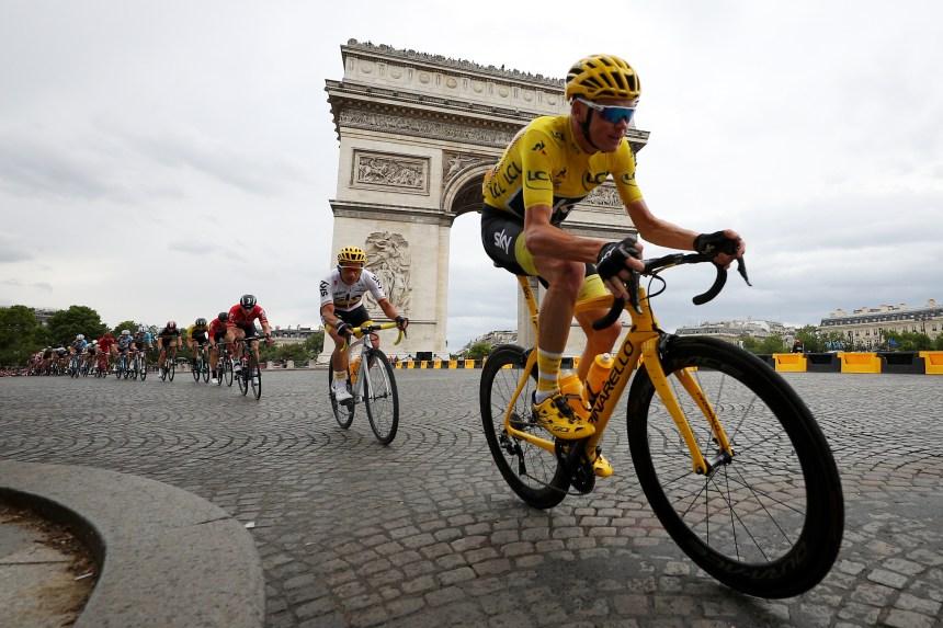 Chris Froome se blesse et ne participera pas au Tour de France