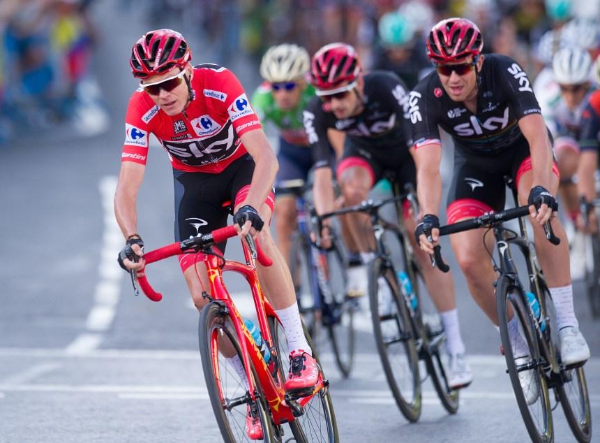 Le Tour de France ne sera pas pareil sans Froome, estime Christian Prudhomme
