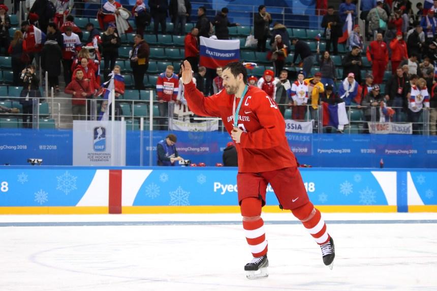 L'attaquant Pavel Datsyuk ne reviendra pas dans la Ligue nationale de hockey