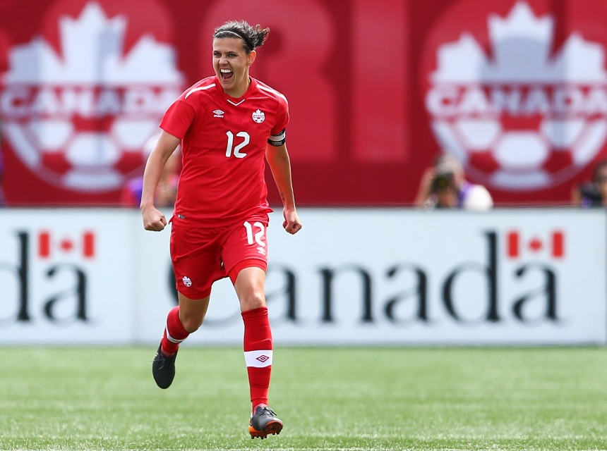 Soccer: Christine Sinclair, une icône canadienne aux portes de l'histoire