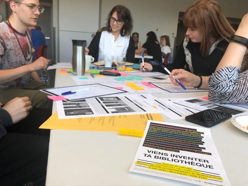 La place des jeunes dans la MCC soulève des discussions lors d'une activité