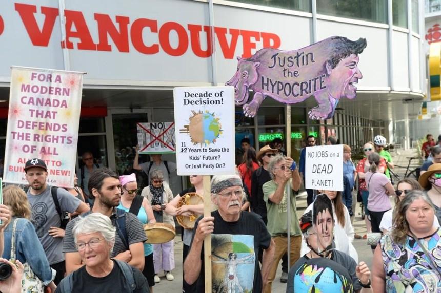 L'opposition au projet Trans Mountain se mobilise en Colombie-Britannique