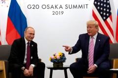 Trump demande ironiquement à Poutine de ne pas se mêler des élections de 2020