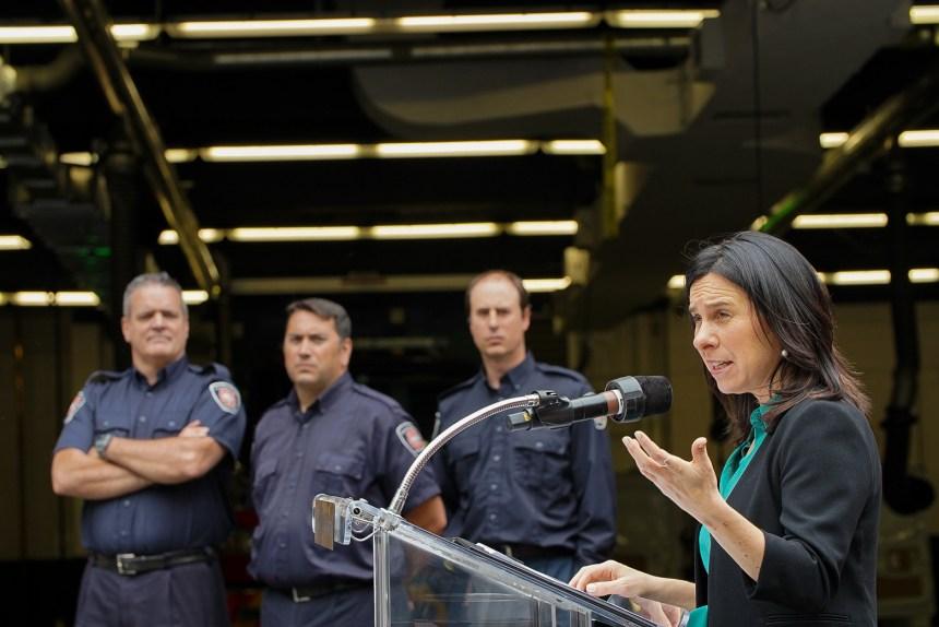 Surdoses d'opioïdes: les pompiers de Montréal formés pour administrer la naloxone