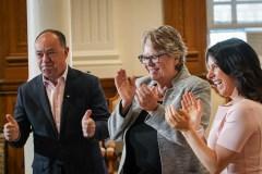 Tramway de Québec: les 800 M$ de Montréal en échange du «tronçon ouest de la ligne rose»
