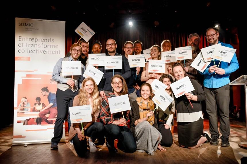 Un nouveau projet pour encourager l'entrepreneuriat collectif chez les jeunes adultes