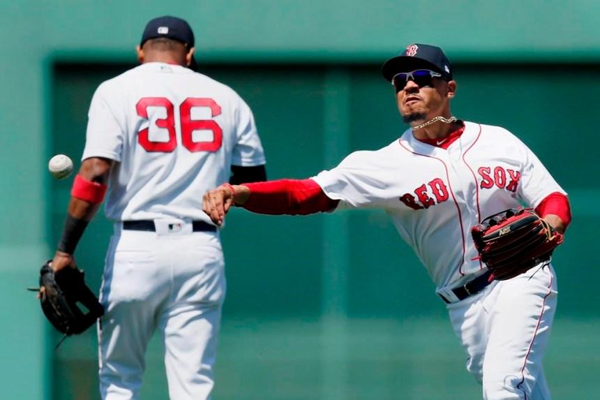 Les Red Sox et les Rays divisent les honneurs d'un programme double