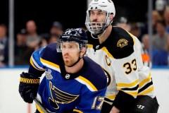 Bruins: Zdeno Chara jouait malgré de multiples fractures à la mâchoire