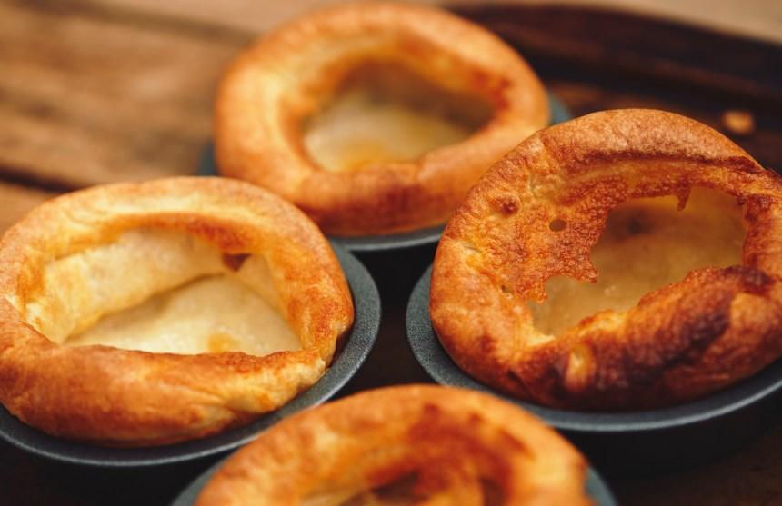 «Maryse vous culinise» du Yorkshire pudding