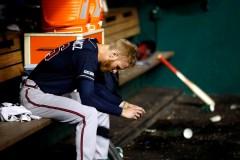 Les Braves rappellent Mike Foltynewicz, un lanceur étoile l'an dernier