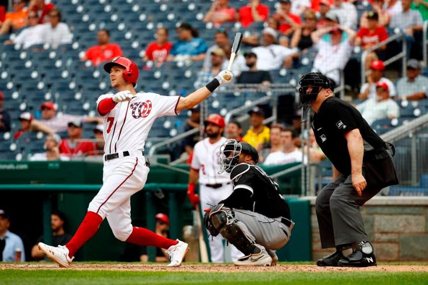 Turner permet aux Nationals de l'emporter 6-4 aux dépens des White Sox