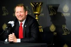 Nick Nurse accepte de relever le défi de diriger l'équipe canadienne