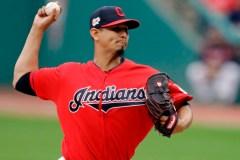 Une 1re sortie pour le lanceur des Indians Carlos Carrasco depuis son diagnostic