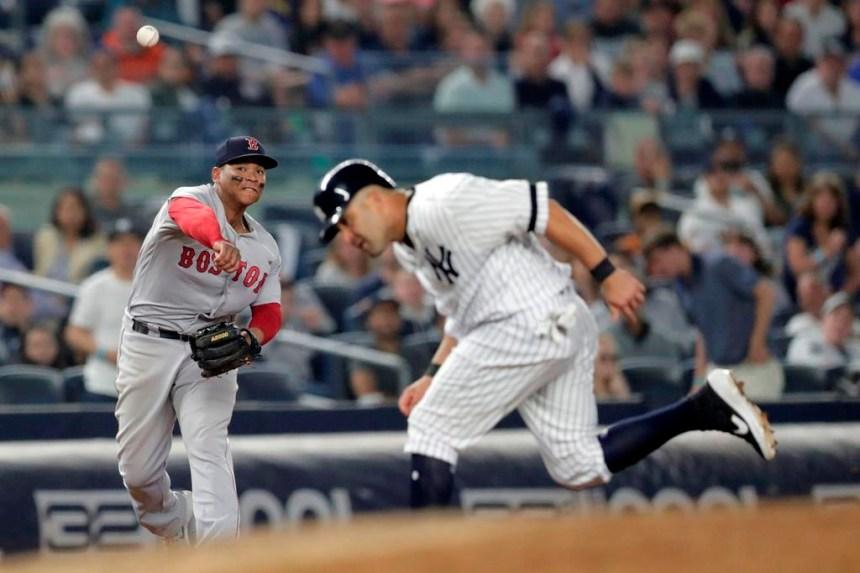 La relève excelle pendant plus de cinq manches et les Yankees gagnent 5-3