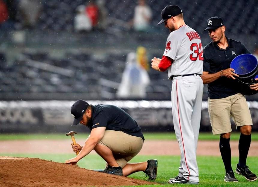 David Price signe finalement un gain au Yankee Stadium avec les Red Sox