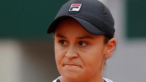 Asheligh Barty freine l'étonnant parcours d'Anisimova et passe en finale à Paris