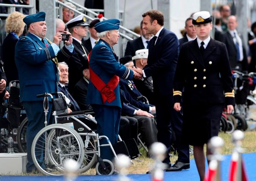Les Alliés commémorent les 75 ans de l'embarquement vers la Normandie